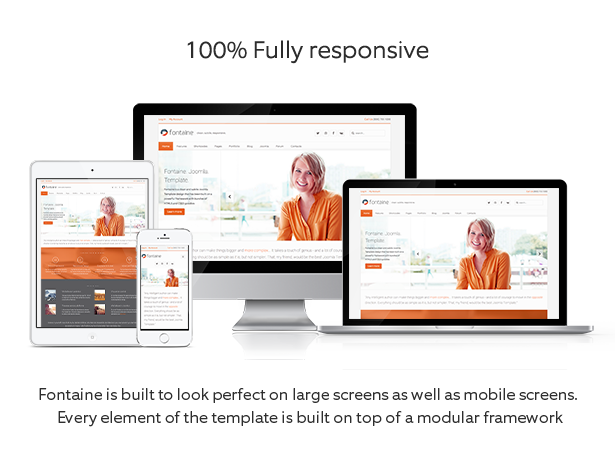 fontaine-layout-options, Joomla theme, Responsive theme, wordpress theme